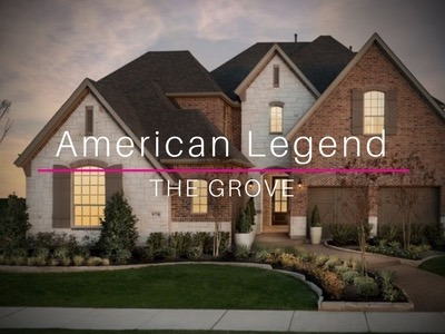 American Legend Homes | The Grove