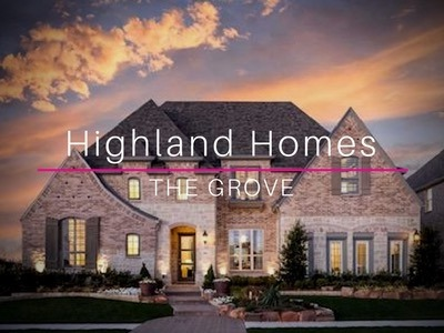 Highland Homes | The Grove