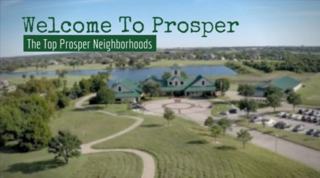 Best Neighborhoods In Prosper Tx
