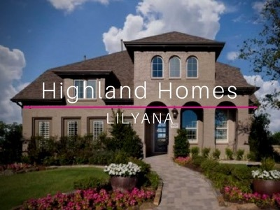 Highland Homes | Lilyana