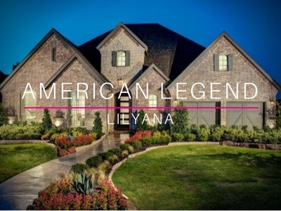 American Legend Homes 74s | Lilyana