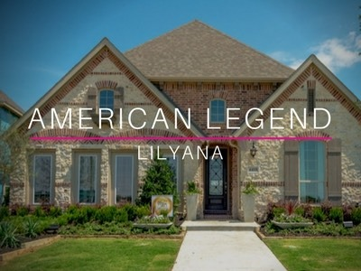 American Legend Homes 50s | Lilyana