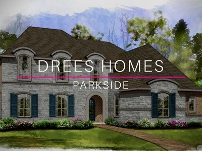 Drees Homes | Parkside, Prosper Tx