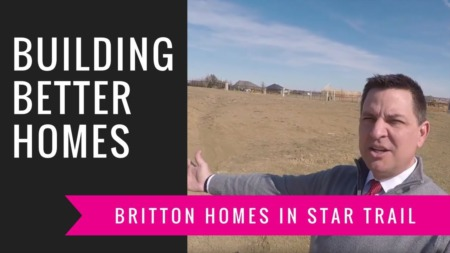 Building A Britton Home - Just Getting Started
