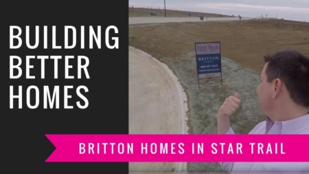 Building A Britton Home - Dirt