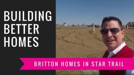Building A Britton Home - Waiting