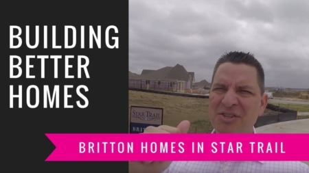 Building A Britton Home - Wind & Dirt