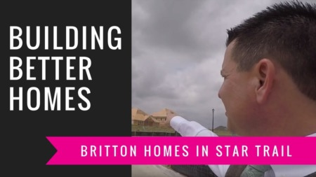 Building A Britton Home - Permits Are In
