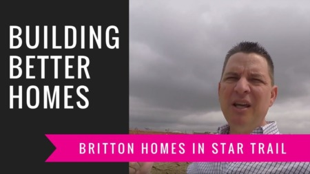Building A Britton Home - Pre-Digging