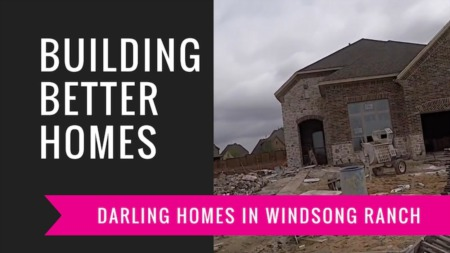 Building A Darling Home - Masonry