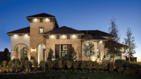 Toll Brothers Homes At Star Trail | Prosper Texas