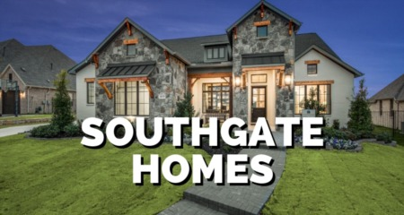 Southgate Homes At Brockdale Estates | Lucas Tx