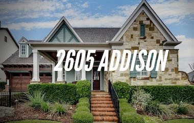 McKinney Home For Sale | 2605 Addison Street