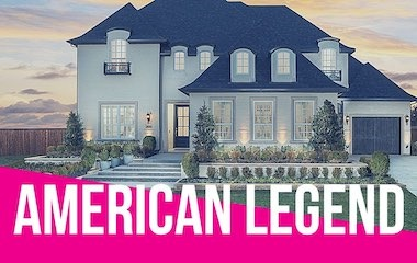 American Legend Model | Parkside, Prosper Tx