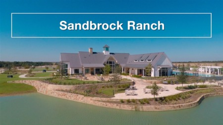Sandbrock Ranch just released 20 creek lots for purchase!