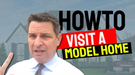HowTo Visit a Model Home in Texas