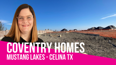 Coventry Homes | Mustang Lakes | Celina, Tx | New Construction Home - Form Boards