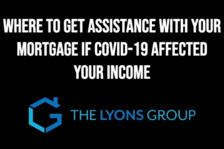 Where to get help with your mortgage if your income was affected by Covid-19