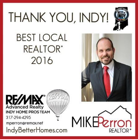 NUVO Best of Indy 2016 - Best Local Realtor