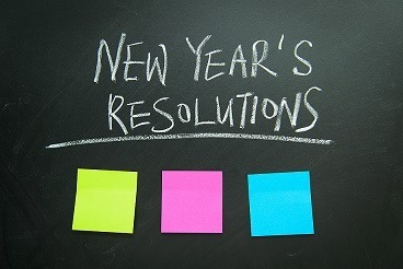 Make those New Year's resolutions stick