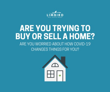 Trying to Buy or Sell a Home During the COVID-19 Pandemic