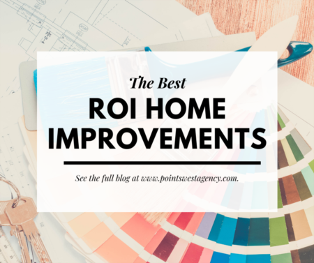The Best ROI Home Improvements