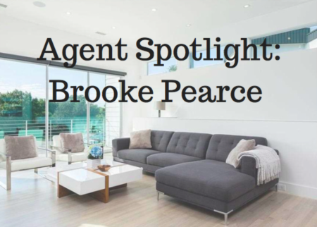 Agent Spotlight: Brooke Pearce