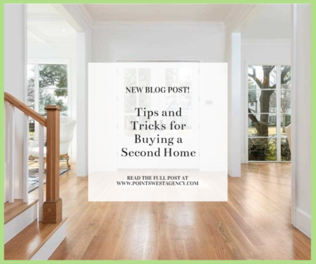 Tips and Tricks for Buying a Second Home
