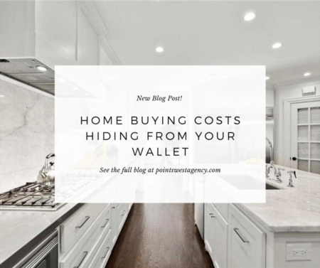 Home Buying Costs Hiding from Your Wallet