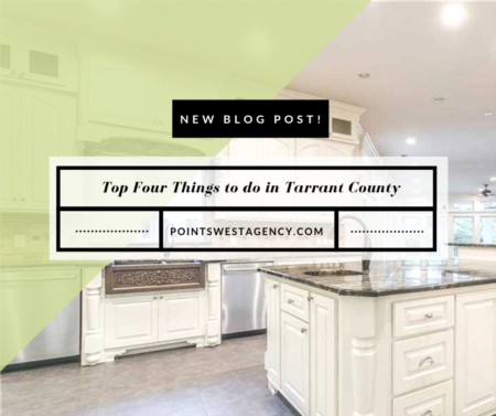 Top Four Things to do in Tarrant County