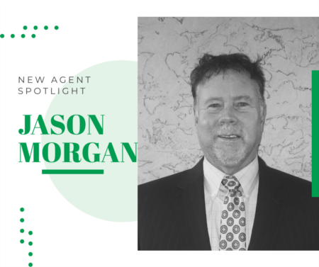 New Agent Spotlight: Jason Morgan