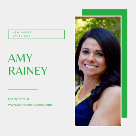 New Agent Spotlight: Amy Rainey