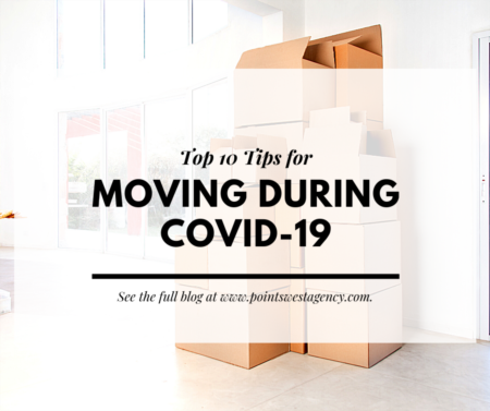Top 10 Tips for Moving During COVID-19
