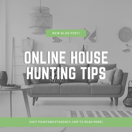 Online House Hunting Tips