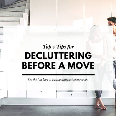 Top 5 Tips for Decluttering Before a Move