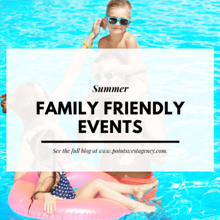 Summer Family Friendly Events in DFW