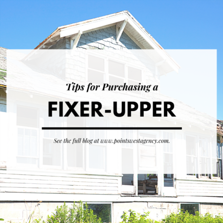 Tips for Purchasing a Fixer-Upper