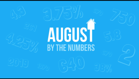 August by the Numbers
