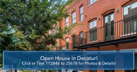 Open House in Decatur