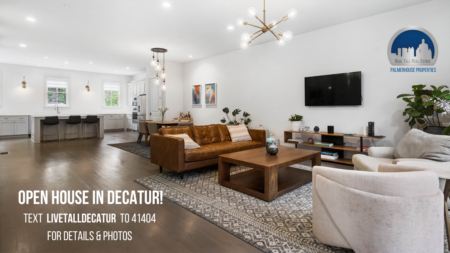 Live TALL in this Decatur home!