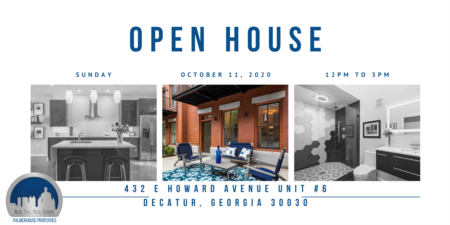 Open House - Rare Decatur Opportunity - Price Improvement