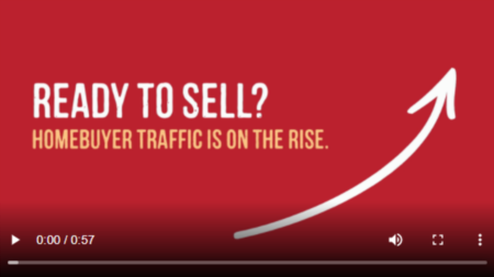 Ready to Sell? Homebuyer Traffic Is on the Rise.