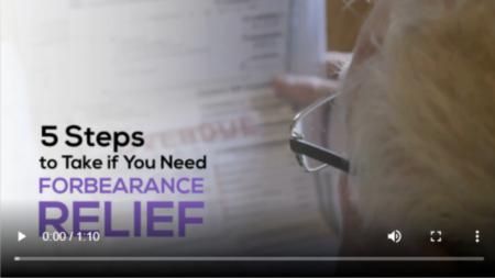 5 Steps to Take if You Need Forbearance Relief