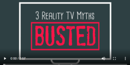 3 Reality TV Myths Busted