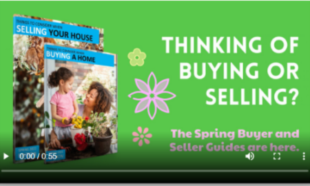 Thinking of Buying or Selling a Home This Spring?