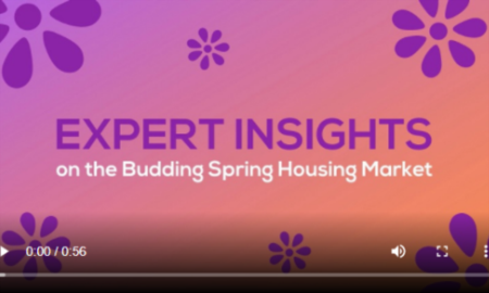 Expert Insights on the Budding Spring Housing Market