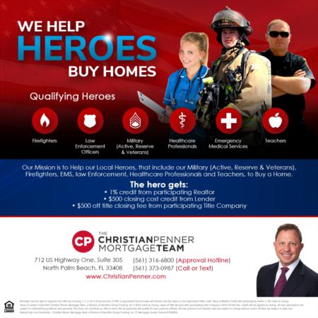 We Help Heroes Buy Homes