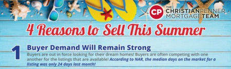 4 Reasons to Sell This Summer