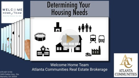 Determining Your Housing Needs