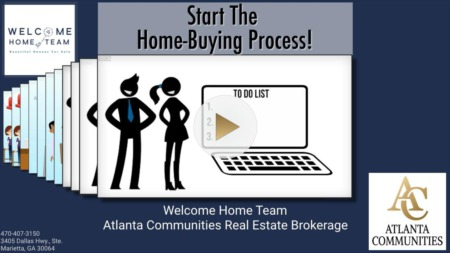 Start The Home-Buying Process!